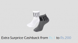 [Loot] MAVAI MEN Printed Socks 6 Pairs  at Rs.269 only(Add 3 to Cart)+Surprise Cashback
