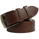 Jack Klein Brown Leatherite Belt For Men Only 99/- (Free Shipping)