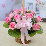 Flat 20% off on flowers and flower hampers