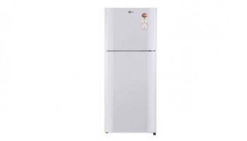 LG 407 L Double Door Refrigerator GL-I452TAWL at Rs.41795 ( selling Price 52K+)