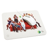 SteelSeries Qck The Sims 4 Edition 67292 – Mouse pad at Rs.99(MRP=899)