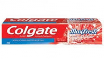 Colgate Toothpaste – Maxfresh Spicy Fresh – 80 g – Red Gel @ Rs.0/- (Free)
