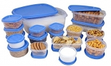 Amazon Princeware SF Package Container Set, 18-Pieces at Rs.299