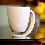 Bonzeal Floating Cup & Saucer Magical Gravity Defying Levitating Drinkware