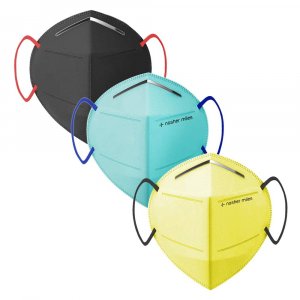 Nasher Miles  N95 Masks Pack of 3 @314
