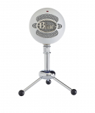 Blue Microphones Snowball-MW USB Microphone, Textured White At rs.3999(Mrp=Rs.7599)