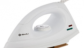 Bajaj Iron Loot: Bajaj DX 7 1000-Watt Dry Iron at 35% Off