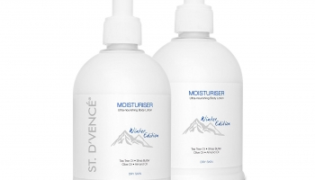 ST. D'VENCÉ Winter Body Lotion, 300ml (Pack of 2) at Rs.325