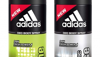 Adidas Dynamic Pulse & Pure Game Deodorant Body Spray Combo (Pack of 2), 150ml at Rs. 171