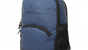 Espoir Luxury Samurai Blue Laptop Backpack at Rs.463