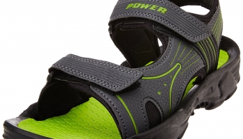 Power Men's Athletic & Outdoor Sandals at Rs. 324(MRP=399)
