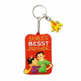 Best Brother Keychain