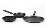 Tricon Aluminium Nonstick Gift Set – Set of 3 by Sumeet