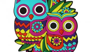 Chumbak Owl Magnet