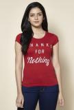 tataCliq Women Tshirts Starting at Rs.74 Only from tata Cliq