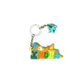 Relaxing Tantric Keychain