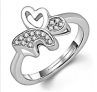 [Loot]Om Jewells  Heart Ring for Girls and Women In Just rs.99
