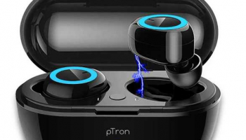 [Super] PTron Bassbuds Wireless Earbuds @ Just ₹999 | Worth ₹2499