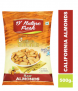 Almonds 500 GM at Rs.285 Worth Rs.570