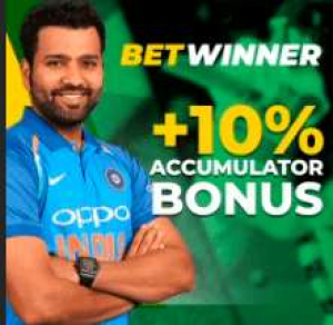 Betwinner – 100% Bonus on Your First Deposit   Play Casino & Win More