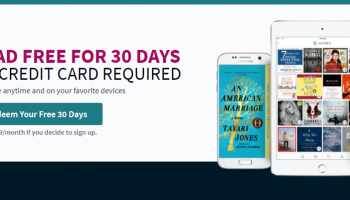 Scribd Free Subscription For 30 Days.
