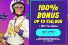 Wildz Casino – Signup & Get 100% Bonus on First Deposit UP TO ₹50,000 + 200 Free Spins
