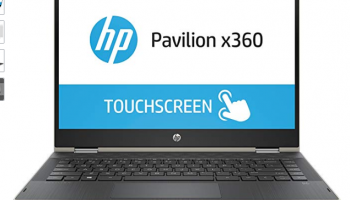 HP Pavilion x360 Core i5 at Just Rs.43884