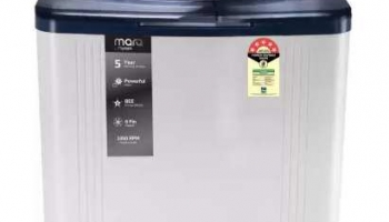[ Prepaid ] MarQ by Flipkart 6.5 kg 5 Star Rating Semi Automatic Top Load Washing Machine  @ 4899