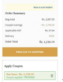 Buy Jeans at Just Rs.399 each From Ajio