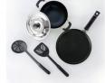 Sumeet Aluminium Non-Stick Cookware- Set Of 4 at Just Rs.309