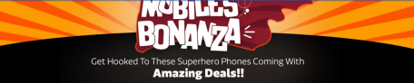 Flipkart Mobiles Bonanza | Axis Credit & Debit Cards: 10% instant discount