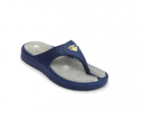 Nexa Accupressure Men's Grey Slippers at Rs.35 (mrp=rs.170)