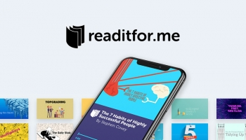 ReadItForMe – Free 1 Year Membership [ Read 12 Minute Summery of Books]