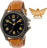 Abrexo Abx-2602-Tan-Master Analog Watch – For Men at Rs.189