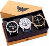 Gents Exclusive (Casual+PartyWear+Formal) Designer Combo Watch – For Men of Rs.3199/- at Just Rs.598/- (1 Year Warranty)