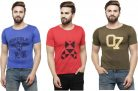 Tshirt Pack of 3 @ Rs.368