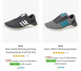 Axia running shoes@299