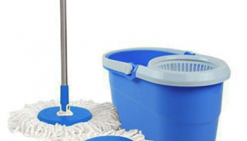 Reflection Easy Magic Floor Mop with Dryer at Rs. 495 + FREE Shipping