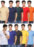Tees Dhamaka – Set of 10 – Quick Dry Tees of Rs.2999/- at Just Rs.899/-