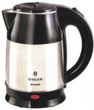 Singer SKT 180 ASE Electric Kettle  (1.8 L, Silver, Black) at Rs.649